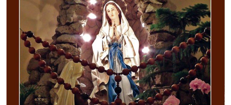 Az Új Misszió katolikus folyóirat februári száma